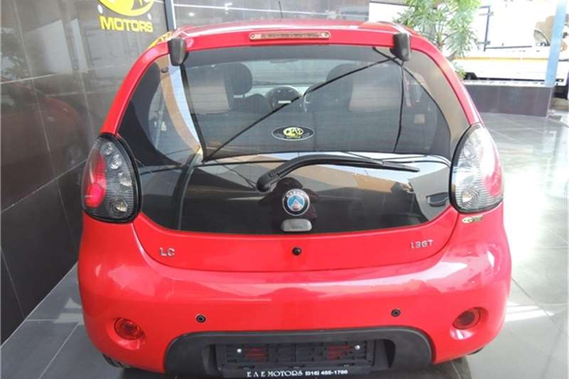 Used 2012 Geely LC 1.3 GT