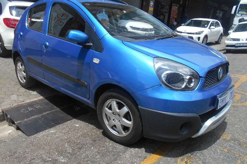 Geely LC Cross 1.3 GL 2014