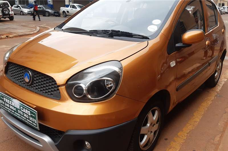 Used 2015 Geely LC Cross 1.3 GL