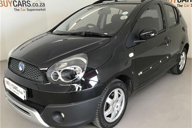 2012 Geely LC Cross 1.3 GL