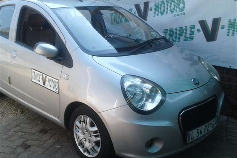 2011 Geely LC 1.3 GS