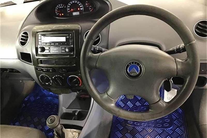 Geely MK hatch 1.5 GT 2011