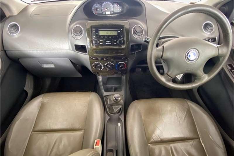 2011 Geely MK MK hatch 1.5 GT