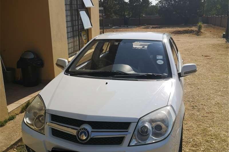 Geely MK sedan 1.5 GL 2013