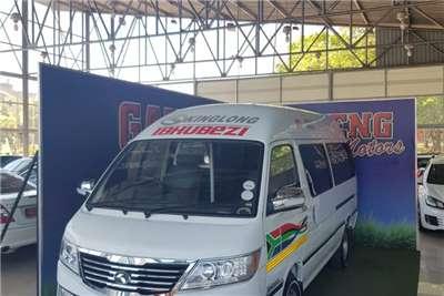 Golden Journey Ibhubezi 2.2i 2018