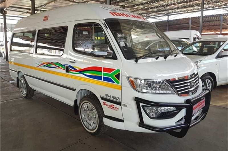 Golden Journey Ibhubezi KL 2.2I 2020