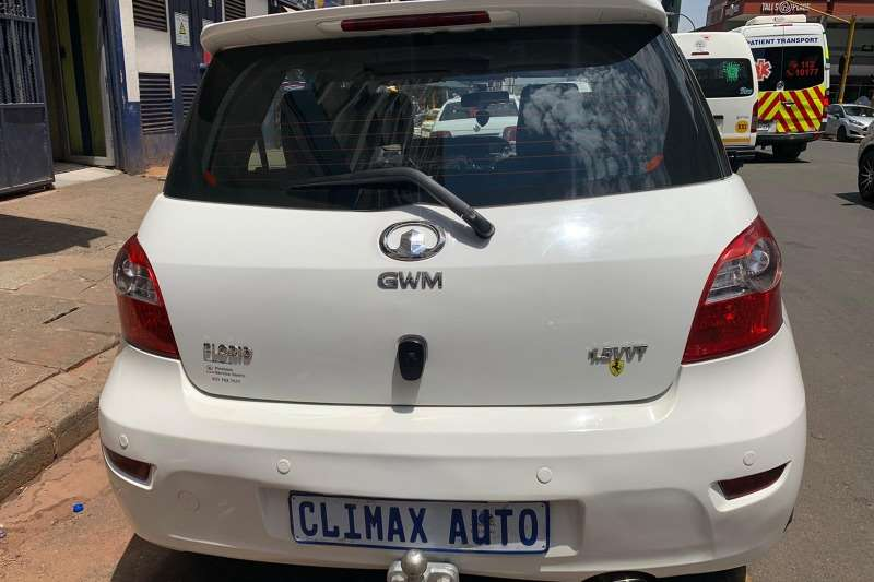 GWM C10 1.5 B grille 2010