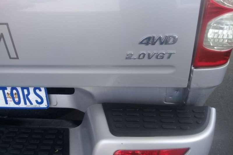 GWM Double Cab 2.2 2012