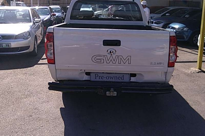 Used 2018 GWM Double Cab 2.2MPi Lux
