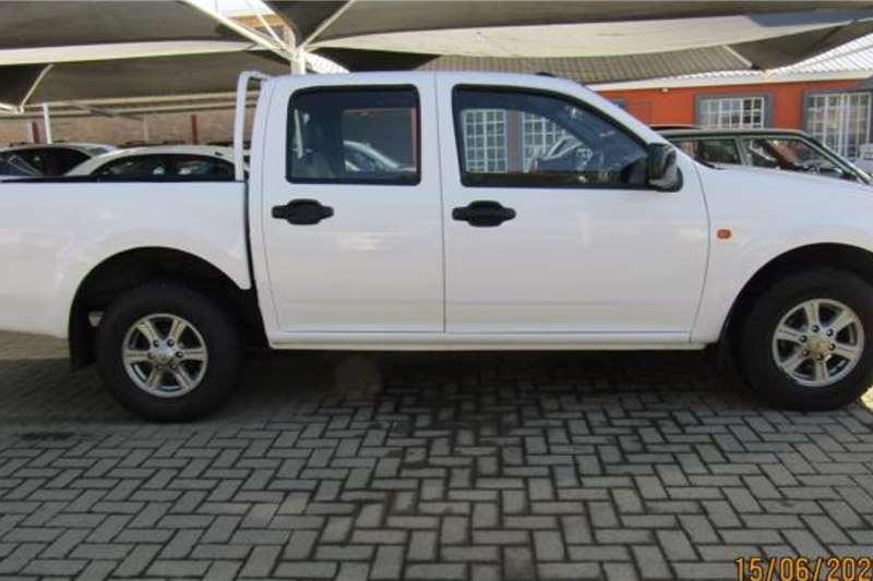 2012 GWM Double Cab 2.2