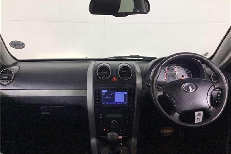 2012 GWM H5 H5 2.0VGT 4x4 Lux auto