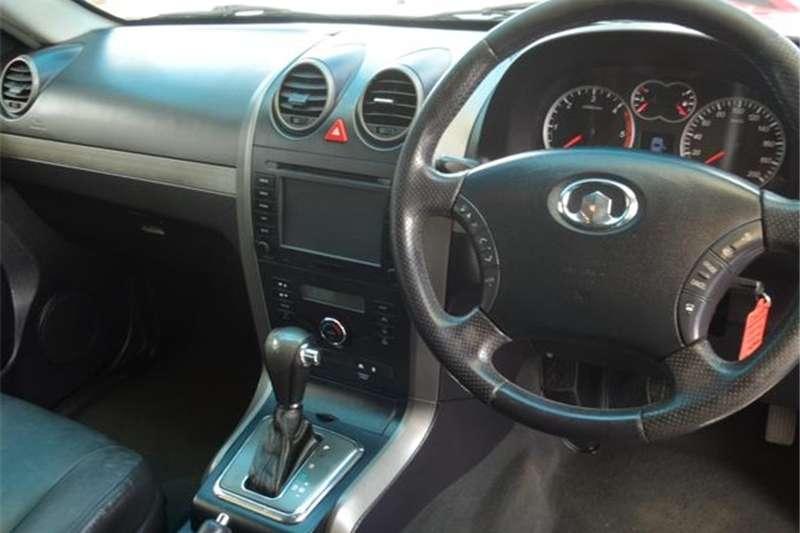 GWM H5 2.0VGT 4x4 Lux auto 2013