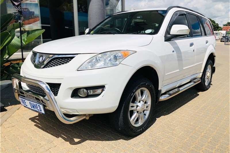 Used 2012 GWM H5 2.0VGT Lux auto