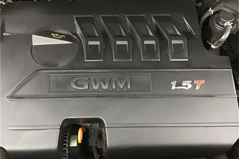 GWM H6 1.5T City 2015