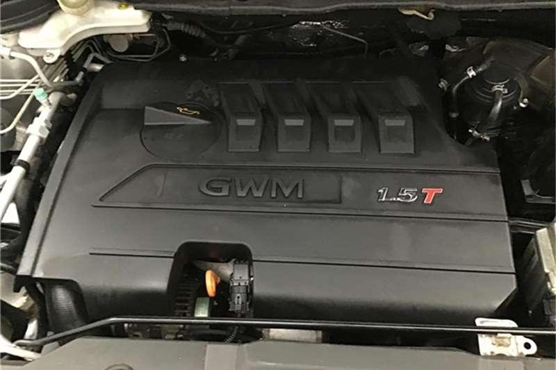 GWM H6 1.5T Lux 2015