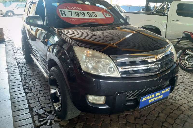 GWM Hover 2.4MPi 2009
