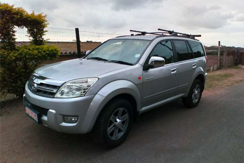 GWM Hover 2.4MPi 2010
