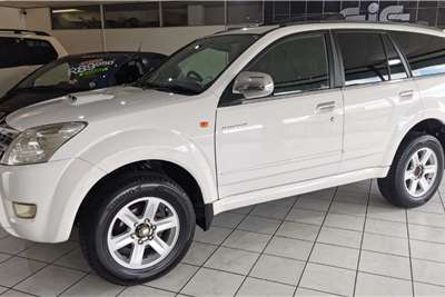 Used 2011 GWM Hover 2.5TCi