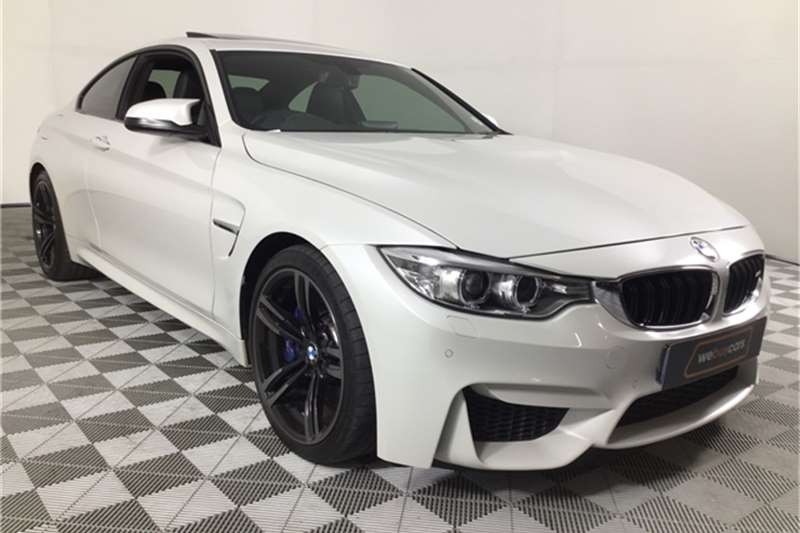 Used 2015 GWM M4 coupe auto