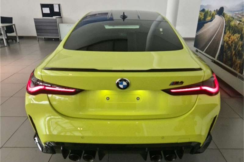 2021 GWM M4 M4 coupe Competition auto