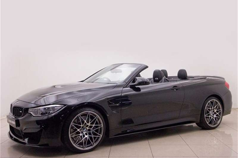 2017 GWM M4 convertible Competition auto