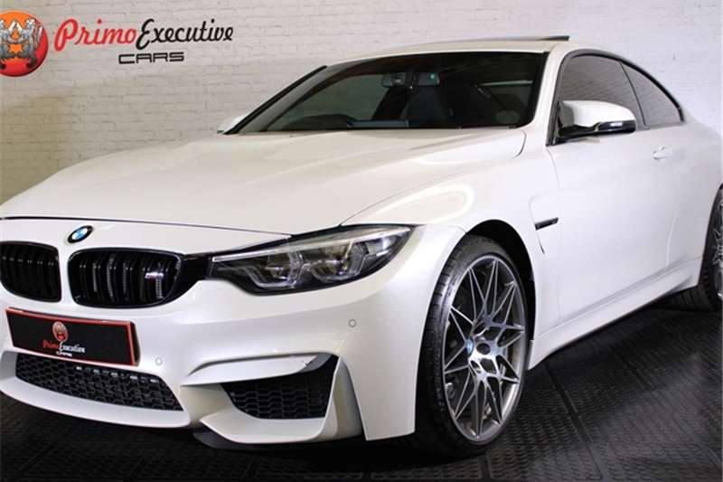 2018 GWM M4 coupe Competition auto