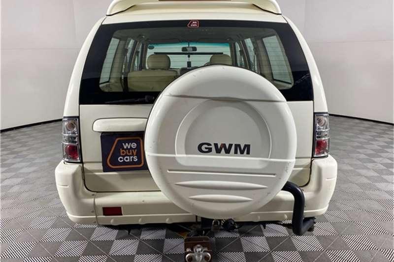 2007 GWM Multi-Wagon Multi-Wagon 2.2MPi