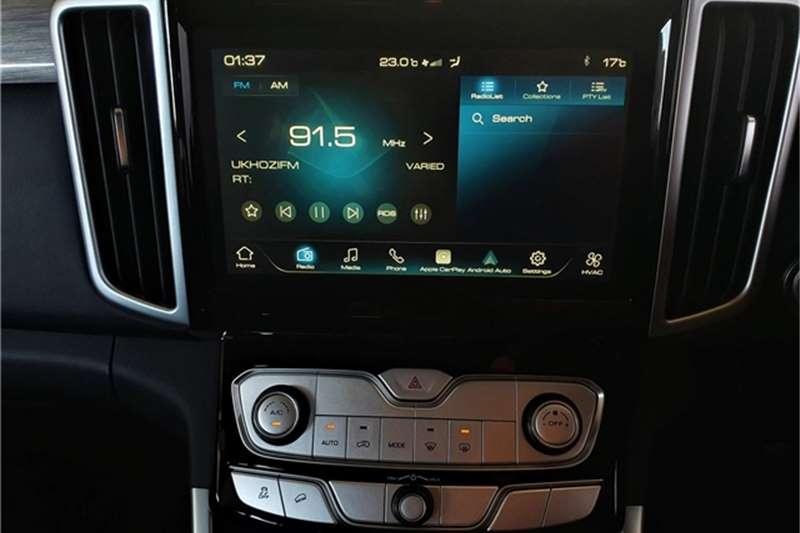 Used 2021 GWM P Series Double Cab P SERIES CV 2.0TD DLX 4X4 A/T D/C P/U