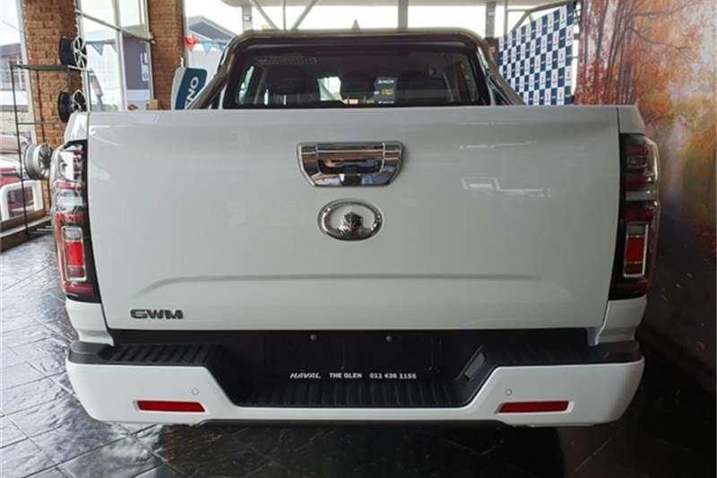 2021 GWM P Series double cab P-SERIES PV 2.0TD LT 4X4 A/T D/C P/U
