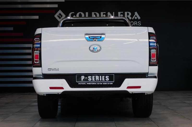Used 2021 GWM P Series Double Cab P SERIES PV 2.0TD LT A/T D/C P/U