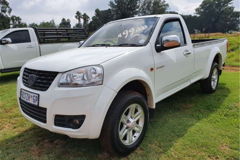 GWM Single Cab 2.2MPi Lux 2012