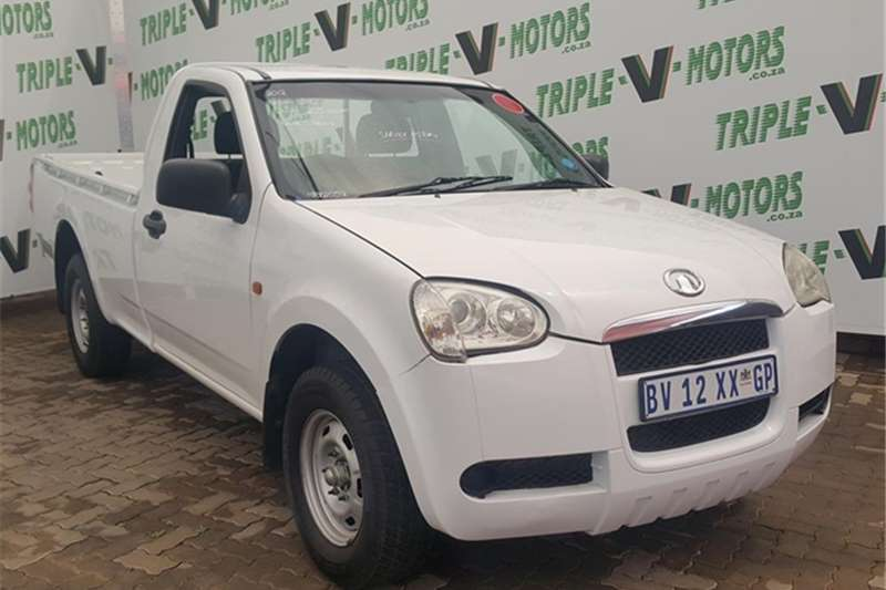 GWM Single Cab 2.2MPi Workhorse 2012