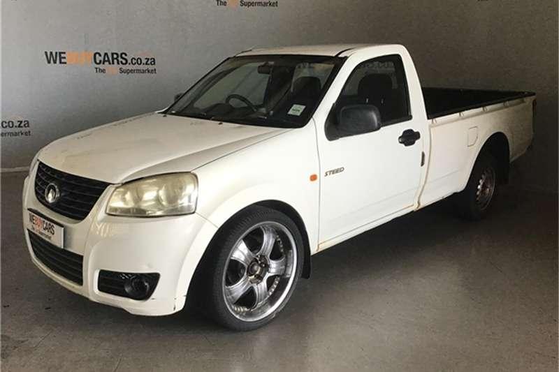 2012 GWM Single Cab 2.2MPi Workhorse