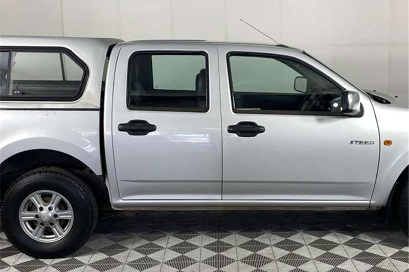 2011 GWM Steed Steed 2.2MPi double cab Lux