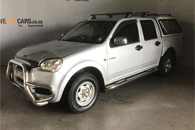 GWM Steed 2.2MPi double cab Lux 2012
