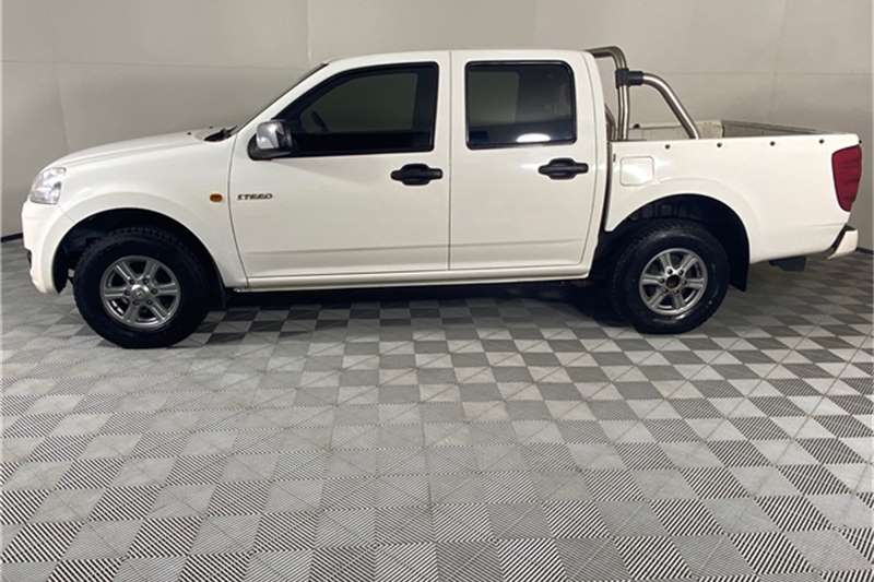 2012 GWM Steed Steed 2.2MPi double cab Lux