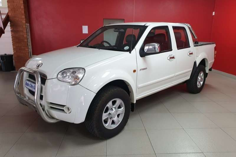 GWM Steed 2.8TC double cab Lux 2009