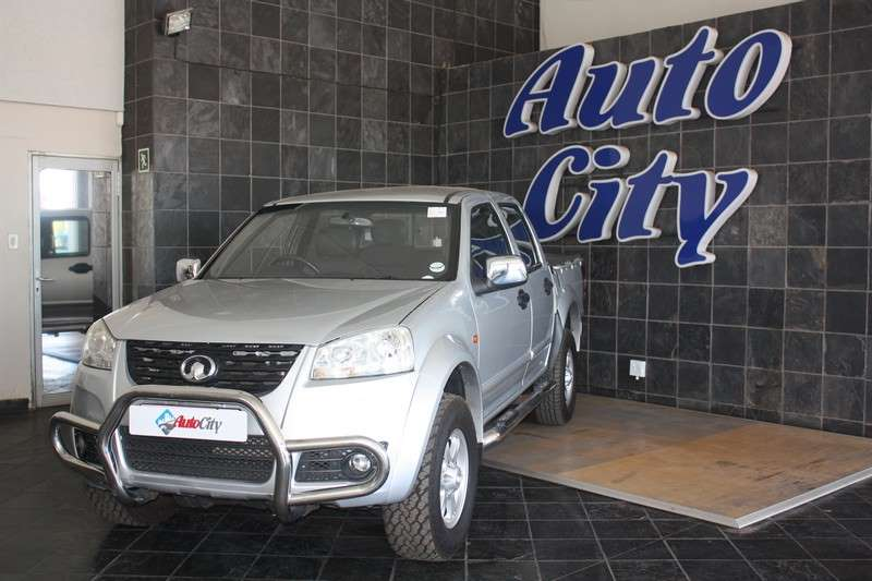 GWM Steed 2.8TCi double cab Lux 2011