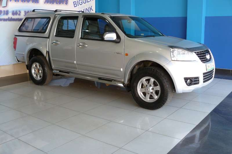 GWM Steed 5 2.0VGT 4x4 Lux 2014