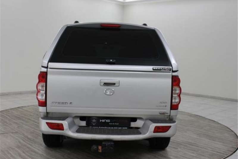 GWM Steed 5 2.0VGT double cab 4x4 Lux 2013