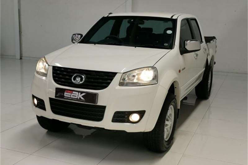 2013 GWM Steed 5 Steed 5 2.0VGT double cab 4x4 Lux