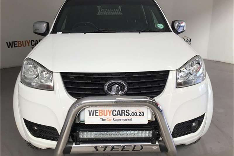 GWM Steed 5 2.0VGT double cab 4x4 Lux 2015