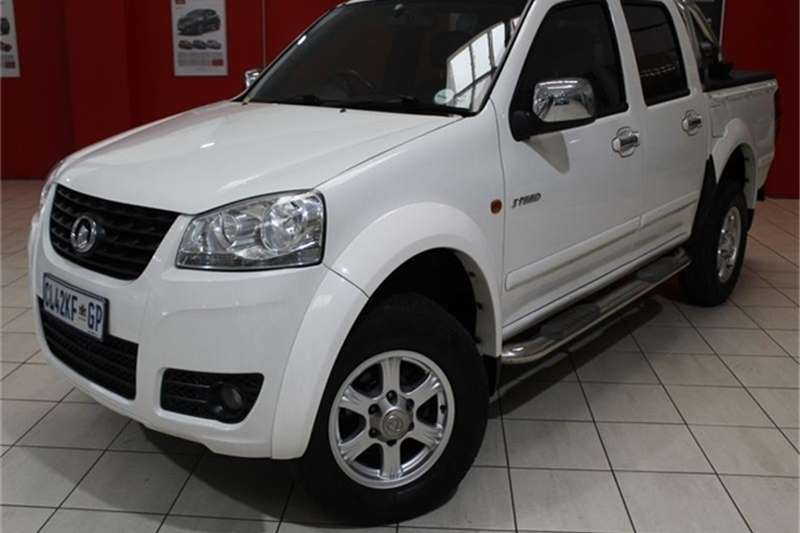 GWM Steed 5 2.0VGT double cab Lux 2013