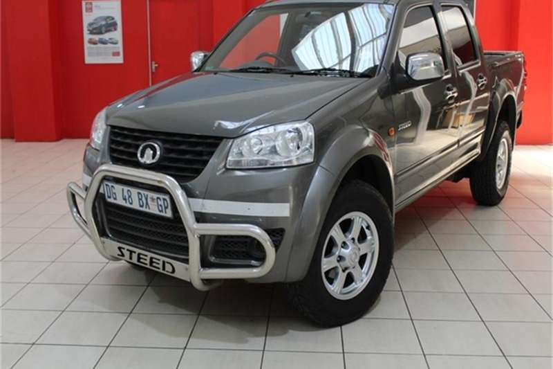 GWM Steed 5 2.0VGT double cab Lux 2014