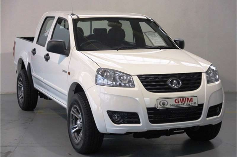 GWM Steed 5 2.0VGT double cab Lux 2017