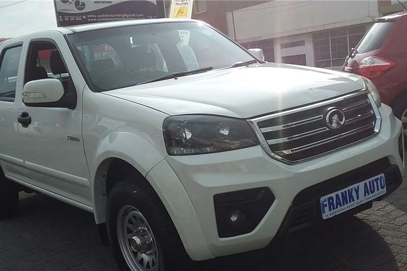 GWM Steed 5 2.0VGT double cab SX 2018