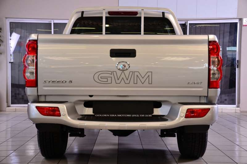 GWM Steed 5 2.0VGT double cab SX 2019