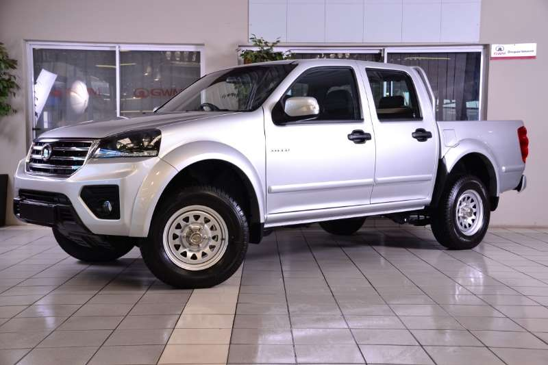GWM Steed 5 2.0VGT double cab SX 2020