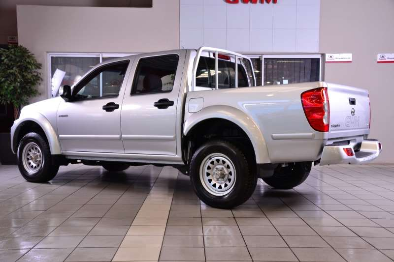 Used 2021 GWM Steed 5 2.0VGT double cab SX