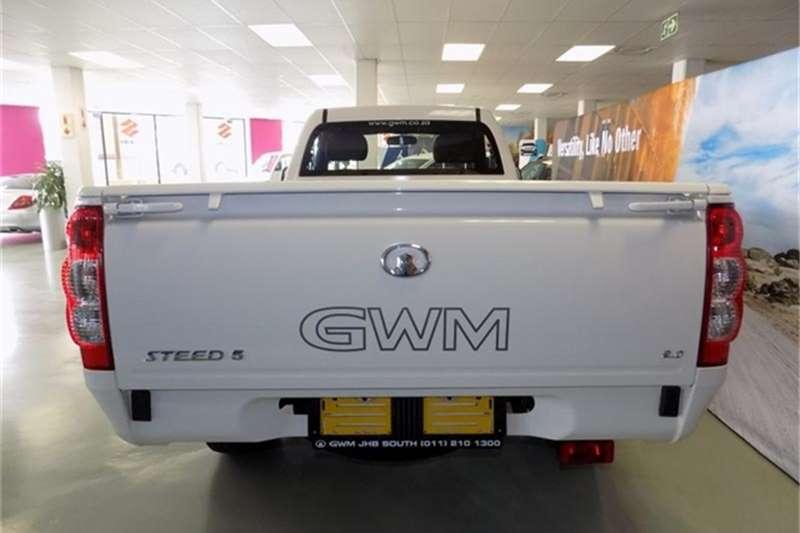 GWM Steed 5 2.0WGT 2021